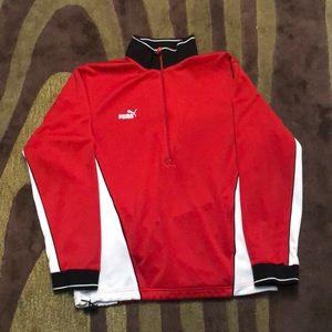 Puma Red Sweater